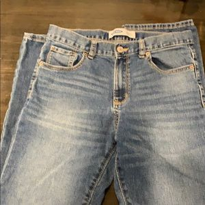 Excellent cond. Boys Old Navy Straight Jeans 16